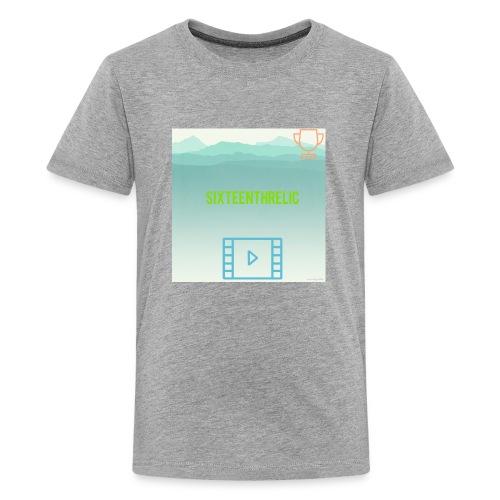 SixteenthRelic - Kids' Premium T-Shirt