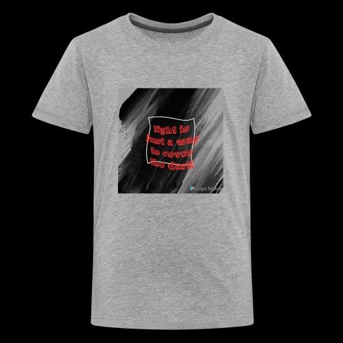 Photo 1526257260716 - Kids' Premium T-Shirt