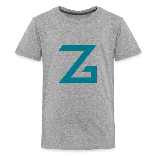 ZzasserGaming - Kids' Premium T-Shirt