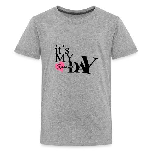 it's my special day - Birthday - Kids' Premium T-Shirt