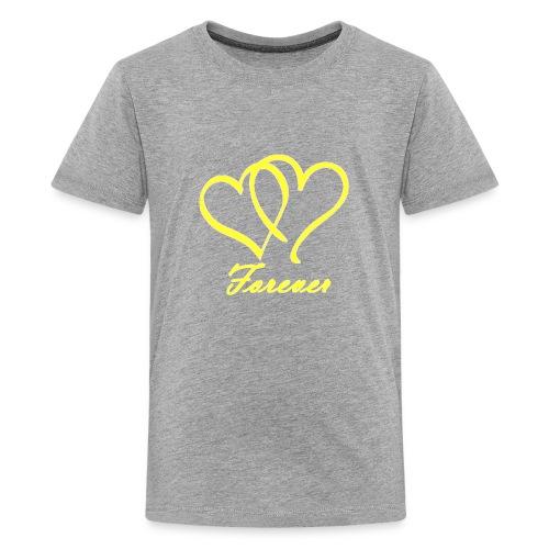 Love Forever - Kids' Premium T-Shirt