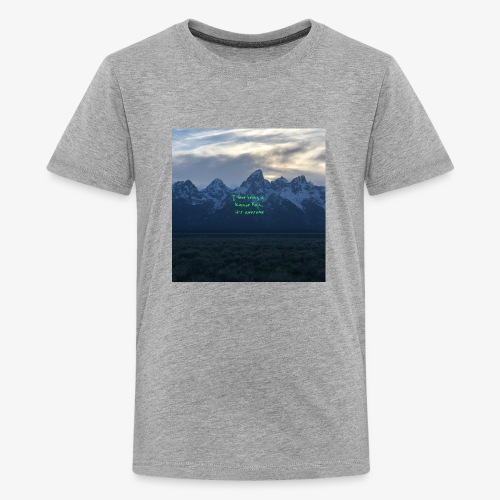 I Love being a Ye Fan, it's awesome - Kids' Premium T-Shirt
