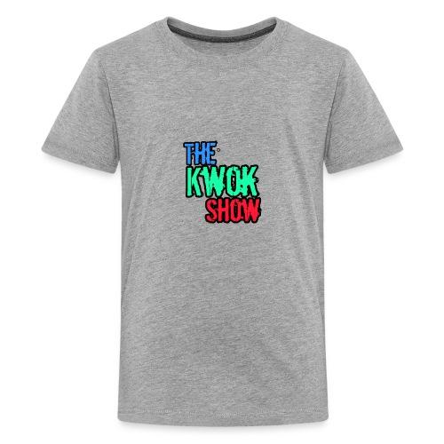 The Kwok Show - Kids' Premium T-Shirt