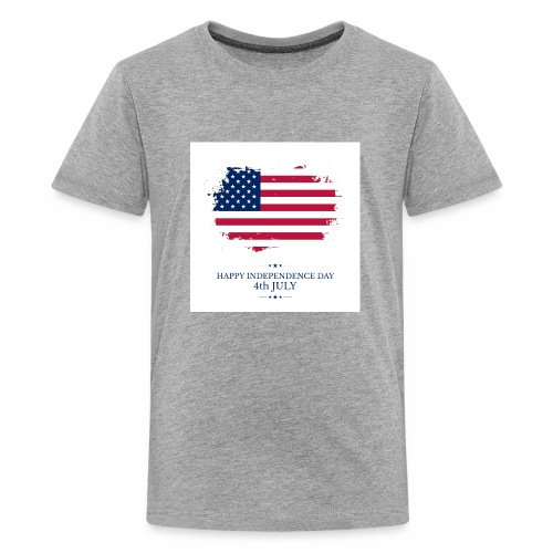 Independence Day IMG 0433 - Kids' Premium T-Shirt