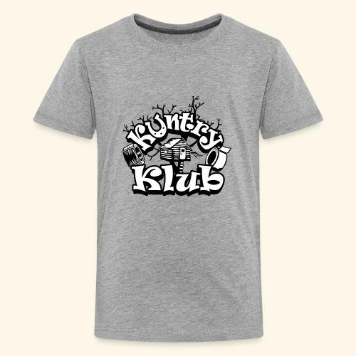 Kuntry 3d TEE - Kids' Premium T-Shirt