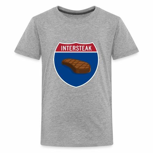 Intersteak - Kids' Premium T-Shirt