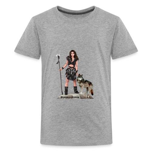 main stream logo - Kids' Premium T-Shirt
