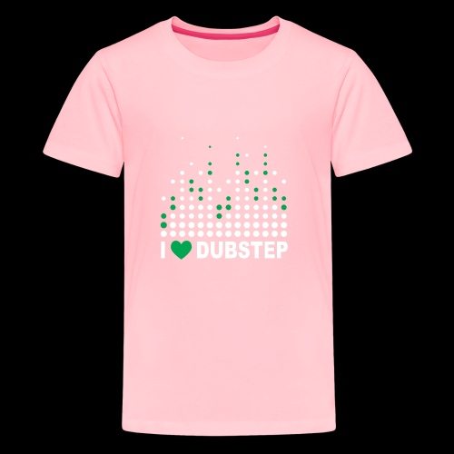 I heart dubstep - Kids' Premium T-Shirt