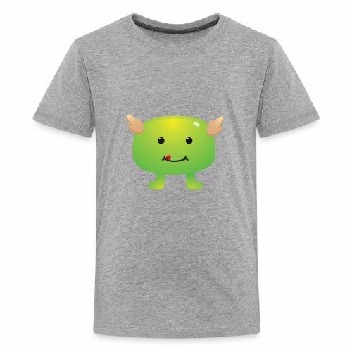 Monster Character 09 - Kids' Premium T-Shirt