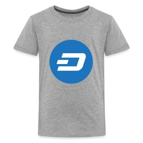 Dash Coin - Kids' Premium T-Shirt
