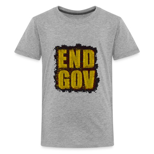 END GOV Sprinkled Design - Kids' Premium T-Shirt