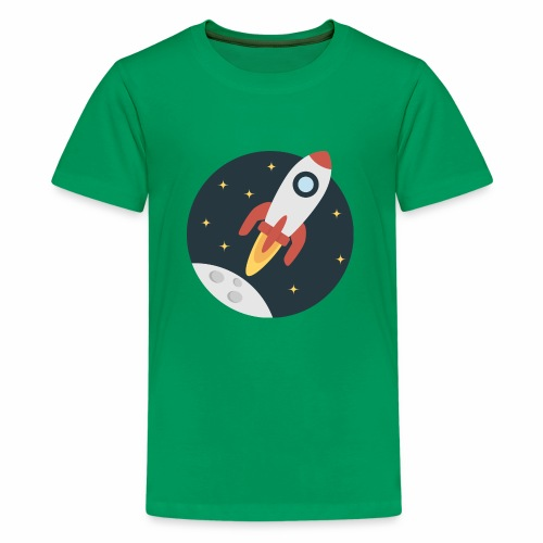 instant delivery icon - Kids' Premium T-Shirt