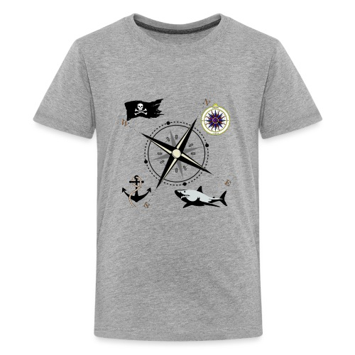 Nautical Designs - Kids' Premium T-Shirt