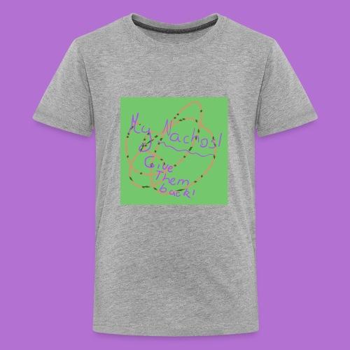 MY MOTTO - Kids' Premium T-Shirt