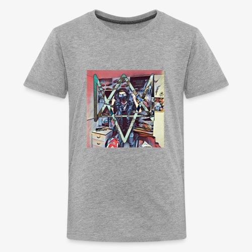 DJoe Gaming (Youtubeur Québécois) - Kids' Premium T-Shirt