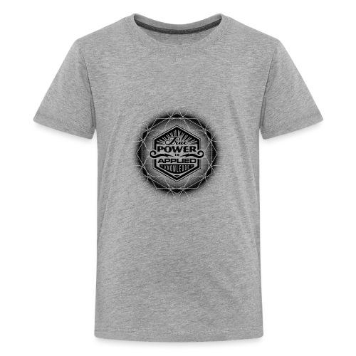 True Power Applied Knowledge - Kids' Premium T-Shirt