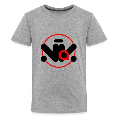 Abrith Media Farm NK - Kids' Premium T-Shirt