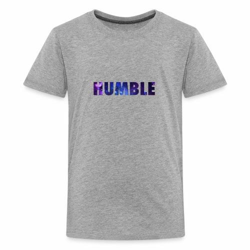 Humble - Kids' Premium T-Shirt