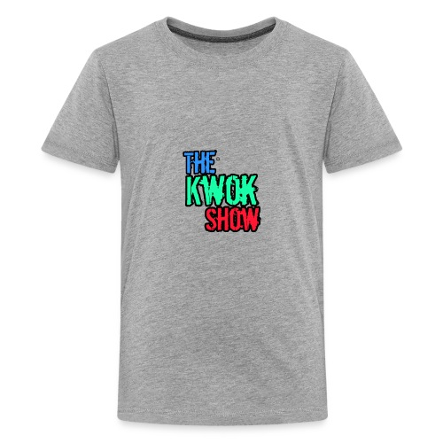 The Kwok Show - Kids' Premium T-Shirt