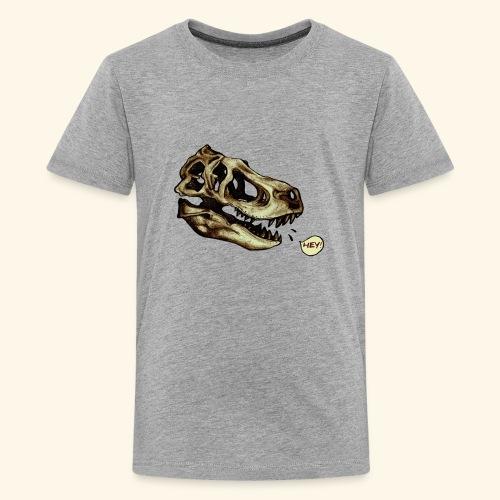 Dino Skull - Kids' Premium T-Shirt