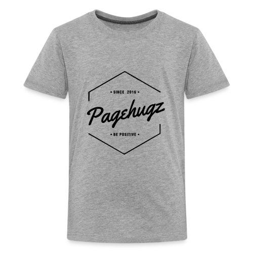 Hexo logo - Kids' Premium T-Shirt
