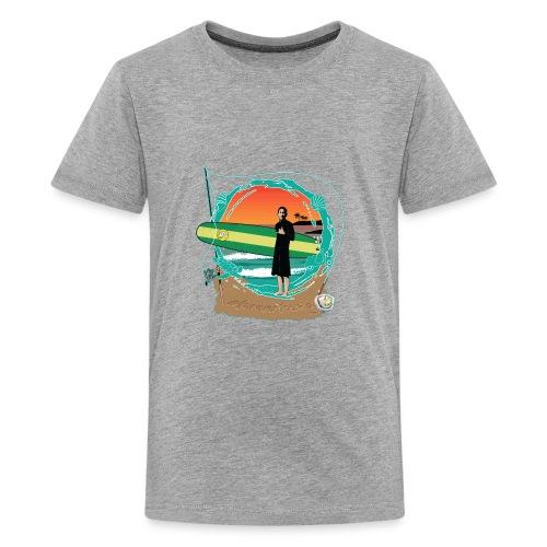 #foreverYoung Black Tee - Kids' Premium T-Shirt