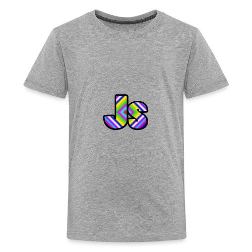 JsClanLogo2 - Kids' Premium T-Shirt