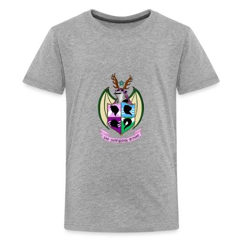 Storybook Archive Mug - Kids' Premium T-Shirt