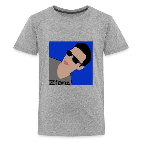 Zionz_Cartoon - Kids' Premium T-Shirt
