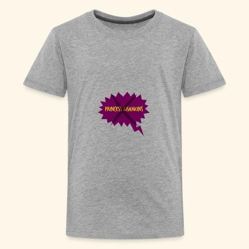 Princess Lishakins Corrected - Kids' Premium T-Shirt