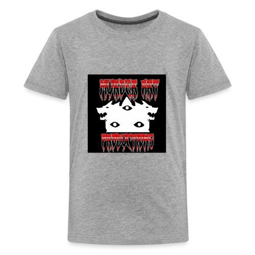 Murder Art Productions/M.A.P. - Kids' Premium T-Shirt