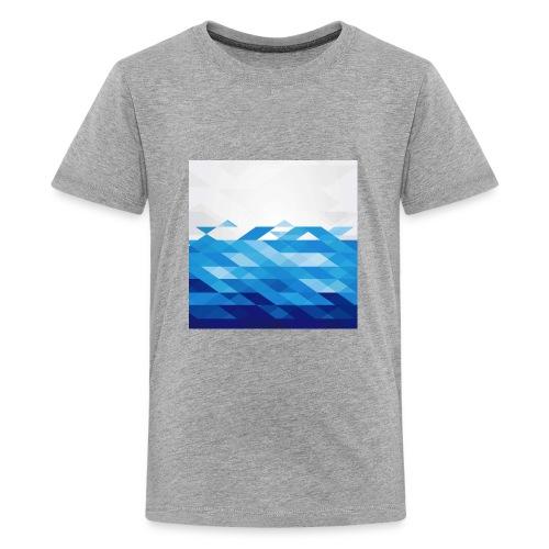 cool stuff phone case - Kids' Premium T-Shirt