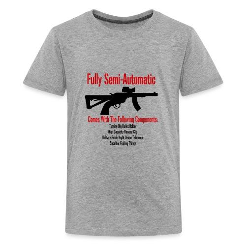 Fully Semi-Automatic - Kids' Premium T-Shirt