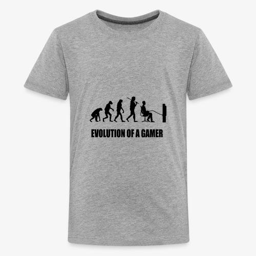 Gaming Evolution - Kids' Premium T-Shirt