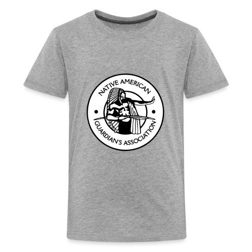 NAGA Logo - Kids' Premium T-Shirt