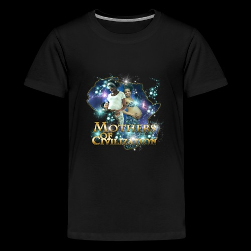 Mothers of Civilization - Kids' Premium T-Shirt