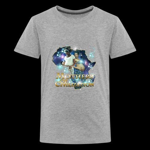 Mothers of Civilization - Kids' Premium T-Shirt
