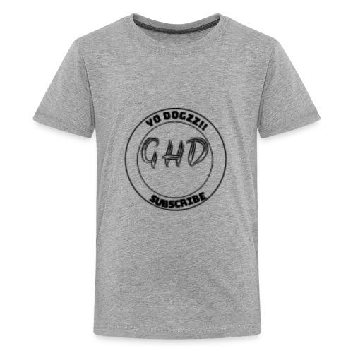 YO DOGZZ!! MERCH! - Kids' Premium T-Shirt