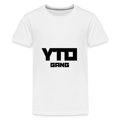 Gang logo - Kids' Premium T-Shirt