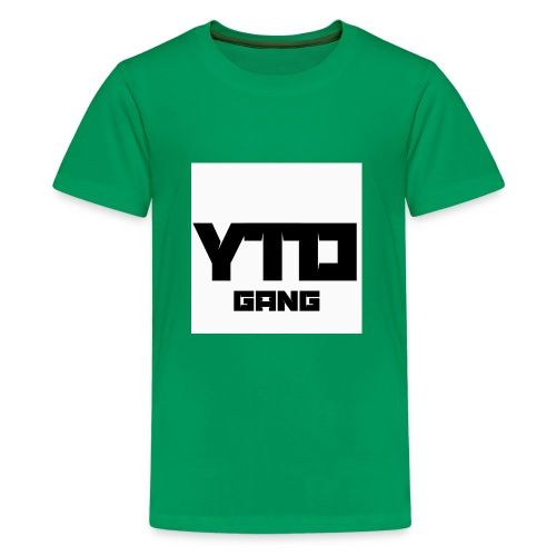 Gang logo - Kids' Premium T-Shirt