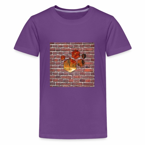 Wallart - Kids' Premium T-Shirt