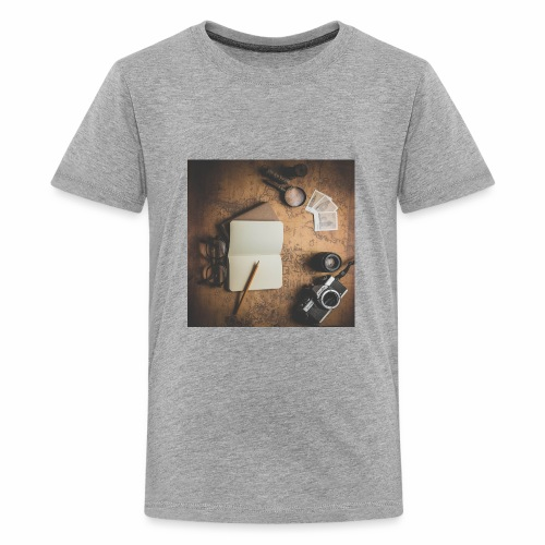 Traveller - Kids' Premium T-Shirt