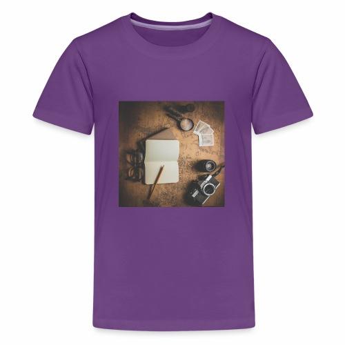 Traveller - Kids' Premium T-Shirt