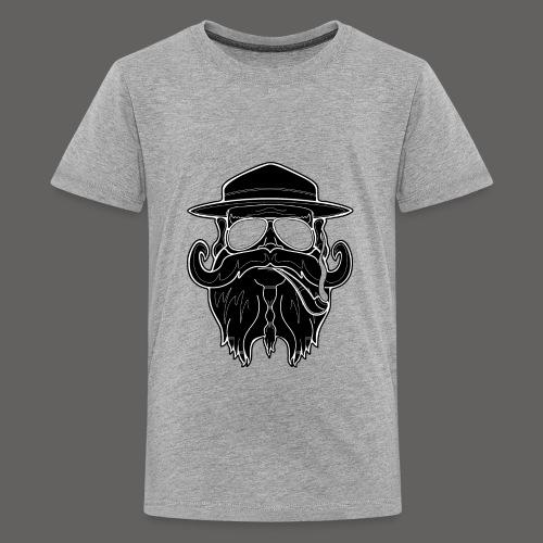 OldSchoolBiker - Kids' Premium T-Shirt