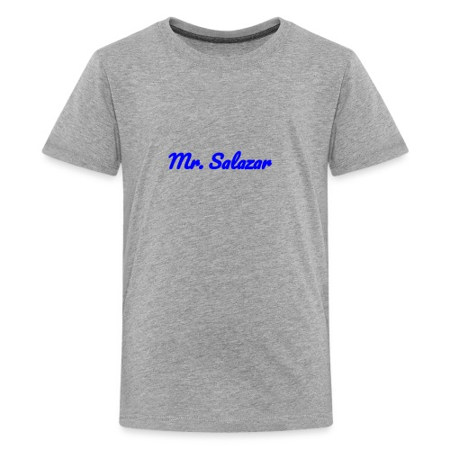 Mr. Salzar boys - Kids' Premium T-Shirt