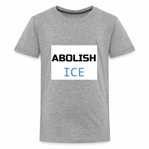 Abolish ICE - Kids' Premium T-Shirt