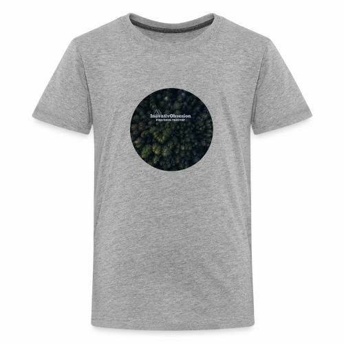 "InovativObsesion ""TREE TOP"" apparel - Kids' Premium T-Shirt"