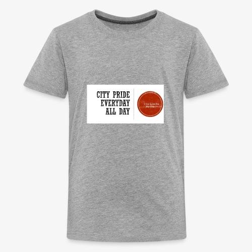 City Pride - Kids' Premium T-Shirt