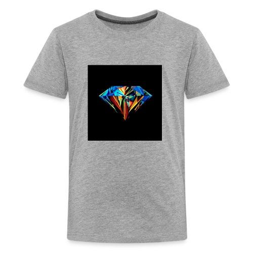 Dimond hoodie - Kids' Premium T-Shirt