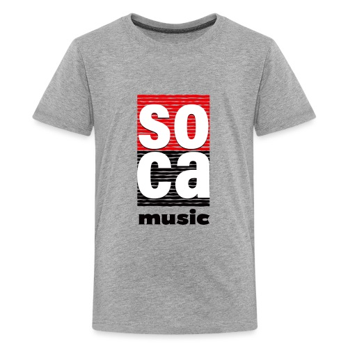 Soca music - Kids' Premium T-Shirt
